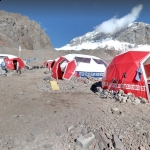Plaza Argentina Base Camp