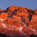 West Face of Aconcagua